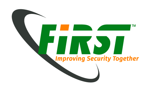 [FIRST: logo for FIRST accredited teams]